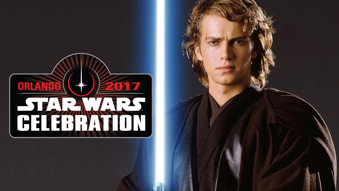 Star Wars Celebration - Hayden Christensen irá a Orlando